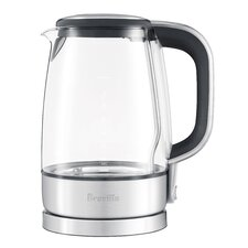 1.75-qt. Crystal Clear Cordless Electric Tea Kettle