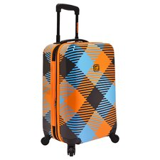 "Microwave 22"" Hardsided Carry-On Spinner Suitcase"