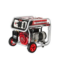 A-iPower 3750W Recoil Start Gasoline Powered Portable Generator