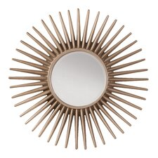 Ella Sunbeam Decorative Beveled Wall Mirror