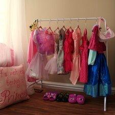 Children's Garment Rack with 10 Hangers