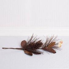 Pine Magnolia Pick