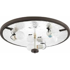 Esprit 3 Light Ceiling Fixture Flush Mount