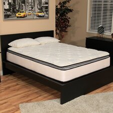 """Ultimate Dreams 12"""" Pocketed Coil Plush Mattress"""