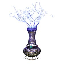 "Tree Wire 20"" H Table Lamp with Novelty Shade"