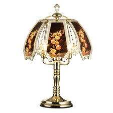 """Rose 23.5"""" H Table Lamp with Novelty Shade"""