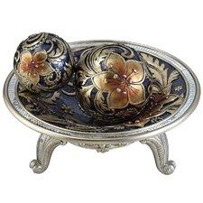 Cherry Blossoms Decorative Decorative Bowl