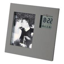 Portrait This Table Clock