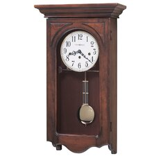 Chiming Key-Wound Jennelle Wall Clock