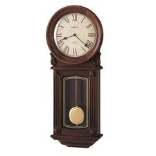 Chiming Quartz Isabel Wall Clock