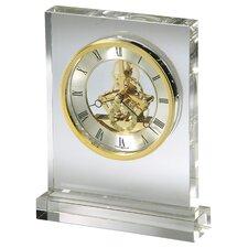 Prestige Crystal Tabletop Clock