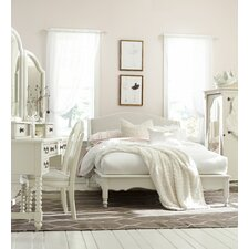 Inspirations by Wendy Bellissimo Panel Customizable Bedroom Set