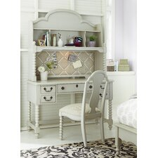 """Inspirations by Wendy Bellissimo 50"""" Writing Desk with Hutch"""