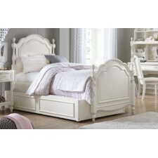 Harmony Complete Low Poster Bed