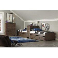 Kenwood Twin Panel Customizable Bedroom Set