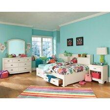 Park City Storage Platform Customizable Bedroom Set