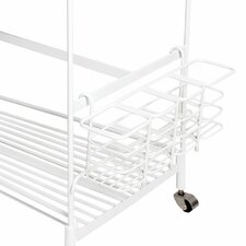 Kagan Serving Cart Tea Basket