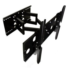 "Dual Arm Articulating TV Wall Mount for 32"" - 60"" LCD/LED/Plasma Screens"