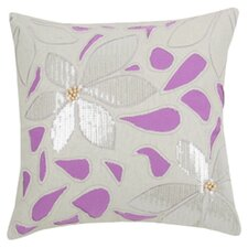 Easter Island Mala Orchid Pillow