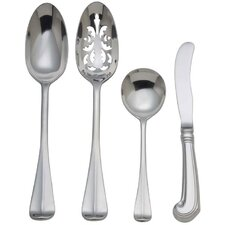 Royal Scroll 4 Piece Hostess Set