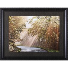 The Winding Road by Marty Hulsebos Framed Photographic Print