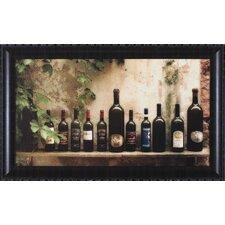 Vino by Jim Chamberlain Framed Photographic Print