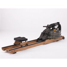 Horizontal Adjustable Resistance Rowing Machine