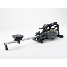 Horizontal Challenge Adjustable Resistance Rowing Machine