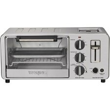 Professional Combination Toaster Oven & Toaster