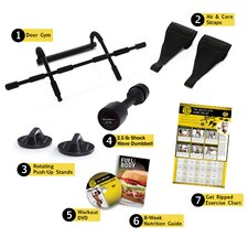 7-in-1 Body Building System Kit