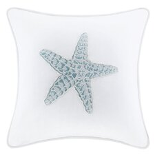 Maya Bay Cotton Throw Pillow