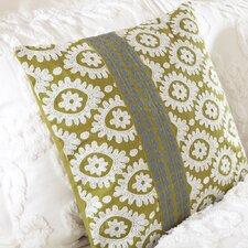 Suzanna Cotton Throw Pillow
