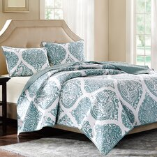 Ogee Coverlet
