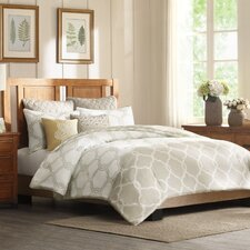 Gentry 3 Piece Duvet Set