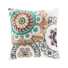 Belcourt Cotton Throw Pillow