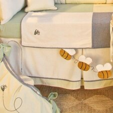 Bee My Baby 3 Piece Crib Bedding Set