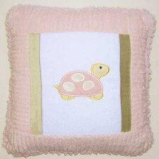 Babette Turtle Decorator Throw Pillow