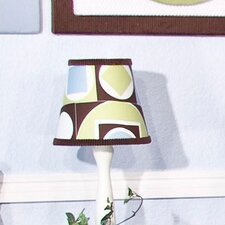 "8"" Modern Baby Boy Empire Lamp Shade"