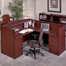 Napa L-Shap Reception Desk