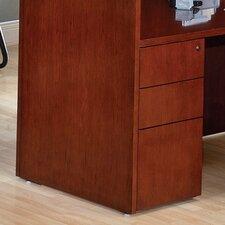 Sonoma Box/Box/File Credenza Pedestal