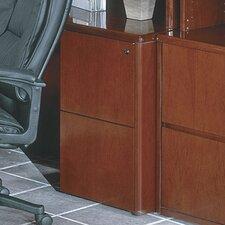 Sonoma File/File Desk Pedestal