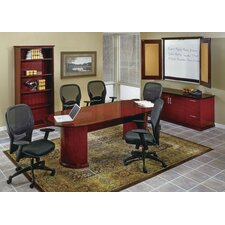 Mendocino Standard 3-Piece Desk Office Suite