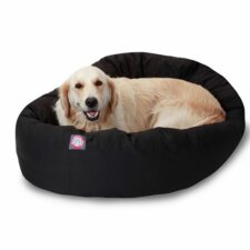 Bagel Donut Pillow Pet Bed