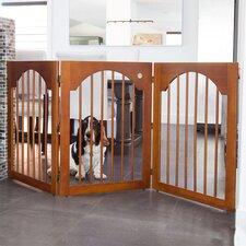 Universal Free-Standing Pet Gate