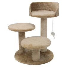 "27"" Casita Fur Cat Perch"