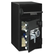 5 Live Locking Bolts Depository Safe