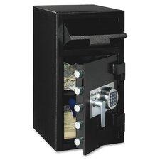5 Live Locking Bolts Depository Safe