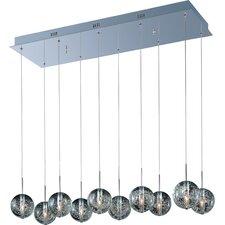 Orb 10-Light Pendant