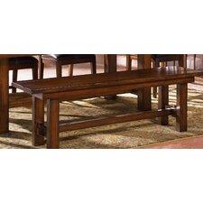 Mesa Rustica Solid Mahogany Kitchen Bench