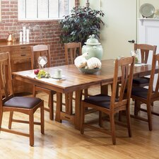 Cattail Bungalow Extendable Dining Table